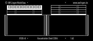 #315-0 Kesseltafeln Shell 220hl