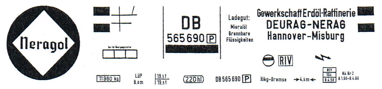 20151021 Gaßner Kesselwagen Beschriftungen Deurag